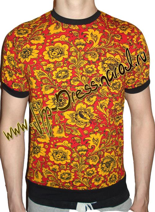 Печать на футболках свой дизайн